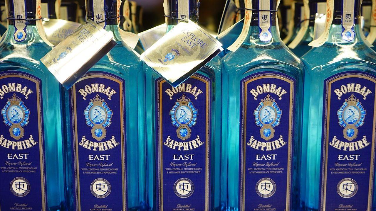gin-flaschen-
