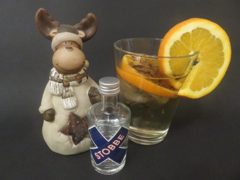 Weihnachts Gin Rezept: X-Mas Gin & Tonic