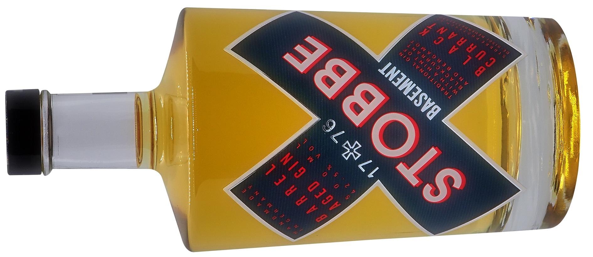 deutscher Gin von Stobbe: BASEMENT