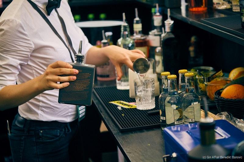 Gin A Fair Freiburg Gin-Tasting